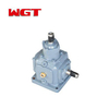 T series power ratio 3: 1 bevel gear helical gear reducer made in China-T2-25