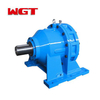 China gear reducer X / B series high torque cycloid reducer motor gear box conveyor