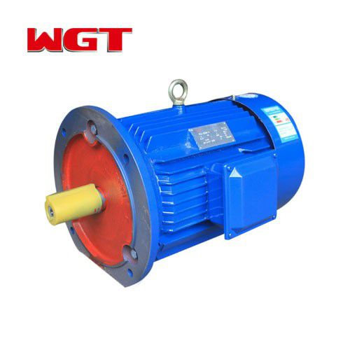 YE2 three-phase AC motor gearbox motor