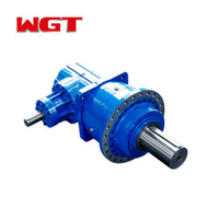 P modular design planetary gearbox with spline shaft-P9-36