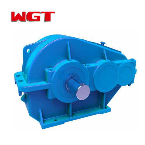 ZQ 400 rubber and plastic mechanical reducer-JZQ gearbox
