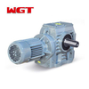 S87 / SA87 / SF87 / SAF87 / ... Helical gear worm gear reducer (without motor)