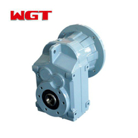 F37 / FA37 / FAF37 Helical Gear Hardened Surface Reducer