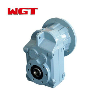 F47 / FA47 / FAF47 helical gear quenching reducer (without motor)