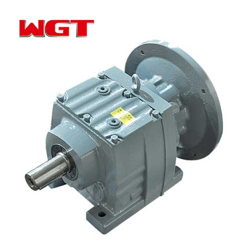 R77 / RF77 / RS77 / RF77 helical gear quenching reducer (without motor)