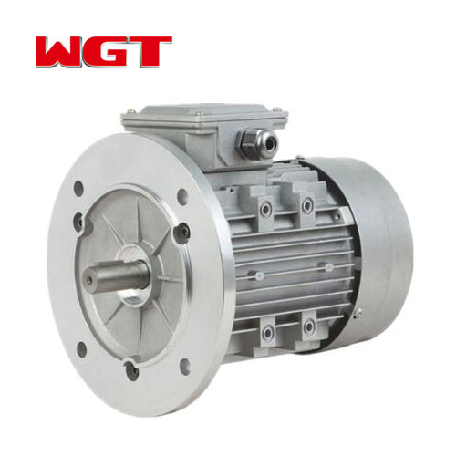 YVP series copper wire wound three-phase 4hp motor