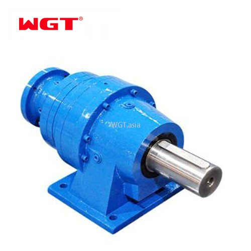 Surface treatment process of planetary gear reducer