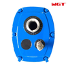 SMR E Φ55 reduction ratio 20: 1 gearbox shaft mounted reducer belt reducer single stage